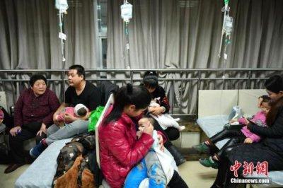 前两月流感死亡人数均超50人 已进入流行季后期